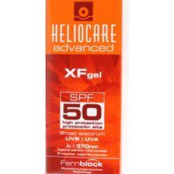 HELIOCARE SUN PROTECTION XF GEL SPF 50