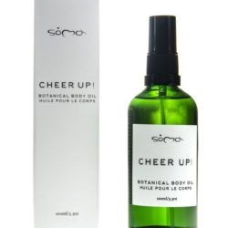 SOMA BOTANICAL Cheer up body oil - Ενυδατικό λάδι σώματος με άρωμα γιασεμιού