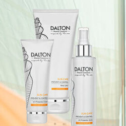 DALTON sun care after sun - Ενυδατική κρέμα για μετά τον ήλιο