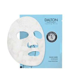 DALTON Oxygen Bubble mask - Αποτοξινωτική μάσκα οξυγόνου 1τμχ