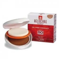 HELIOCARE SUN PROTECTION OIL FREE COMPACT SPF 50 LIGHT