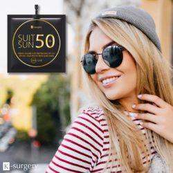 Αντηλιακό Suit Sun με SPF50 - KSurgery