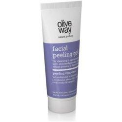 Peeling προσώπου Oliveway