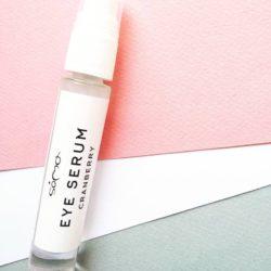 Αντιγηραντικός ορός ματιών με cranberry - Botanical Eye serum
