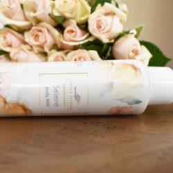 LITTLE SECRETS selena body mist - Ενυδατικό spray με άρωμα αλμυρής καραμέλας,σανταλόξυλο