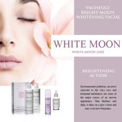 Λευκαντική κρέμα προσώπου - White Moon Vagheggi