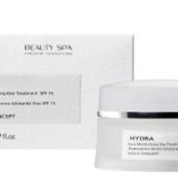 Ενυδατική κρέμα ημέρας με spf15 - Hydra