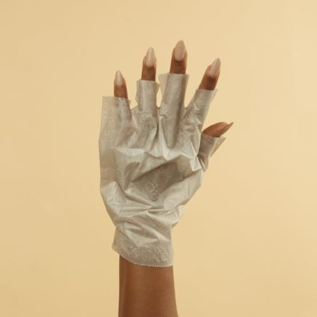collagen gloves no fingertips