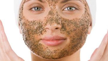 herbal peeling face